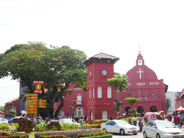 Que visiter à Malacca ?