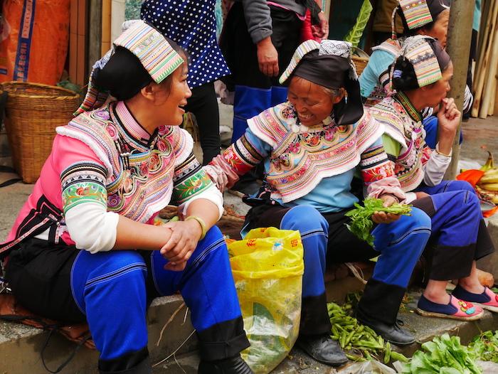 Quand a lieu le marché des minorités de Yuanyang ?