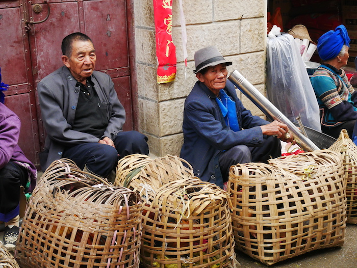 Où acheter ses fruits et légumes à Xinjie ?