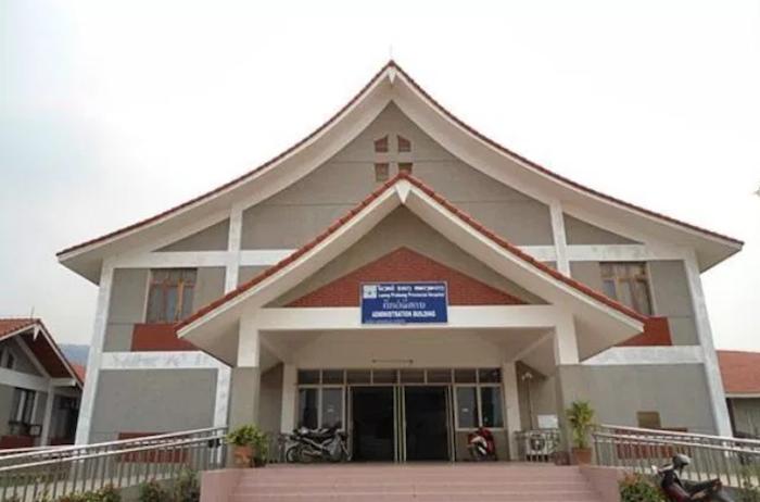 Où aller à l'hôpital à Luang Prabang ?