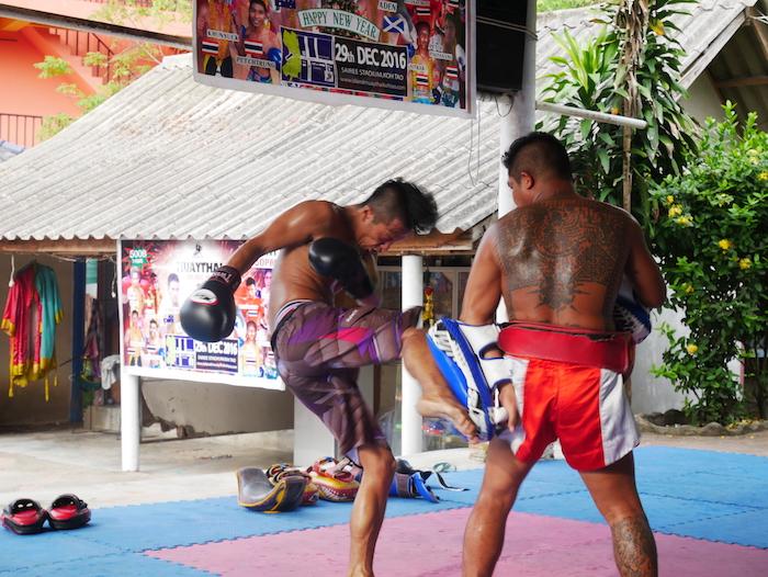 Pourquoi pratiquer la muay thaï ?