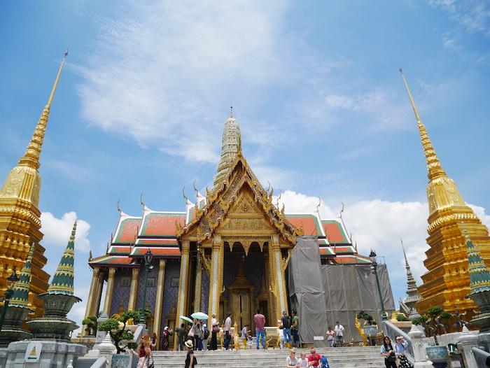 Pourquoi privilégier le Wat Pho au Palais Royal ?