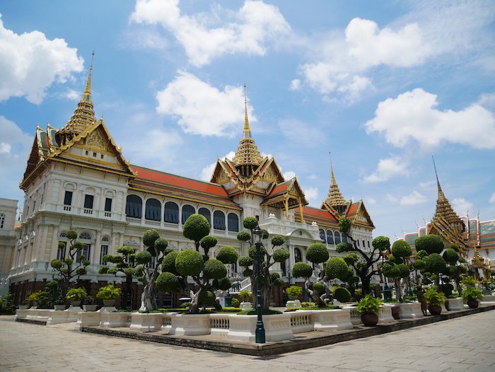 Pourquoi visiter le palais royal à Bangkok ?