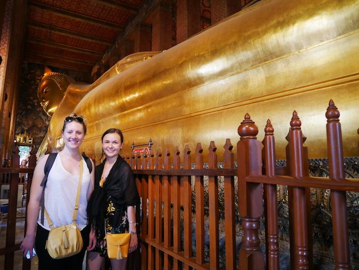 Le Wat Pho : le plus beau temple de Bangkok !