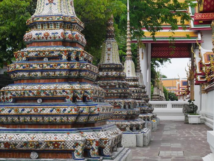 Le Wat Pho est beaucoup plus calme !