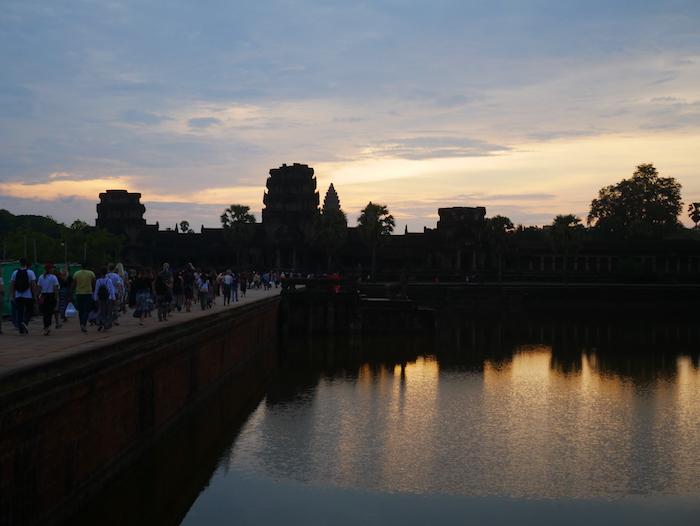 Pourquoi les temples d'Angkor sont si prisés ?