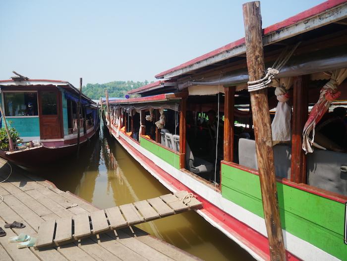 Comment prendre le slow boat au Laos ?