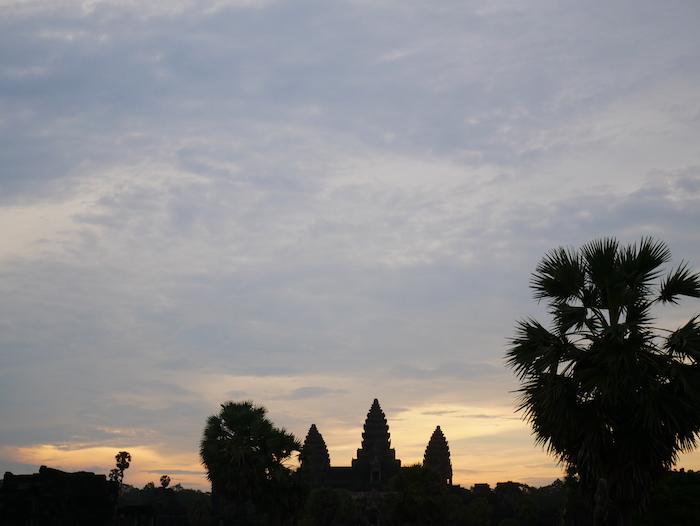 Où observer le lever de soleil à Angkor Vat ?