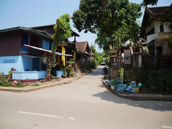 Que faire dans la ville de Luang Prabang ?
