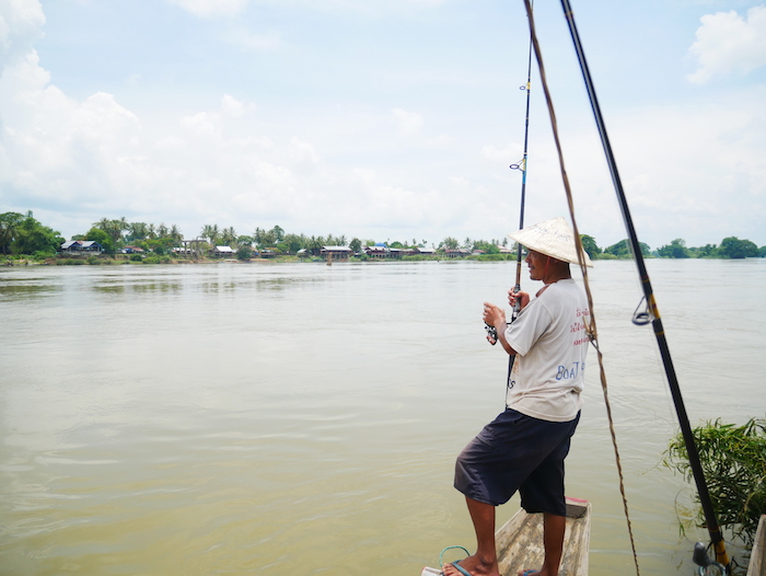 Comment faire quand on ne sait pas pêcher ?