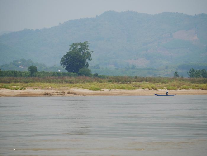 Que pêche-t-on sur les bords du Mékong ?