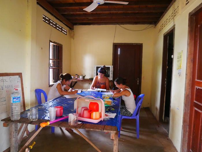 Où trouver un volontariat au Cambodge ?