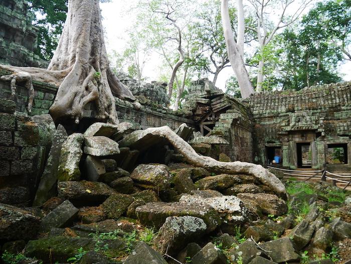 Ta Prohm est-il le plus temple d'Angkor ?