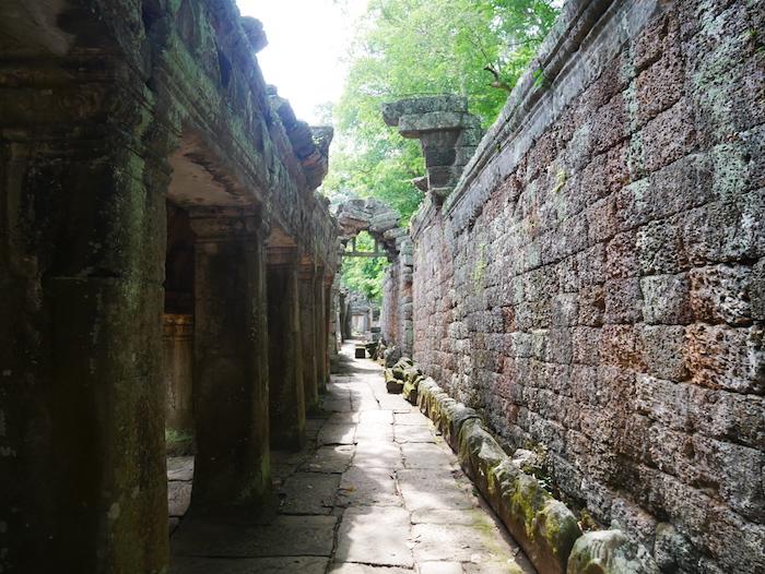 Quel est ce temple à Angkor ?