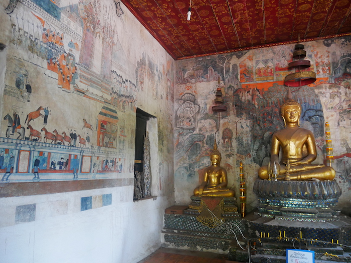 Quels temples privilégier à Luang Prabang ?