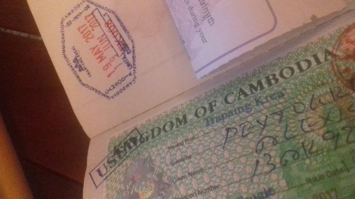 Combien coûte le visa pour le Cambodge ?