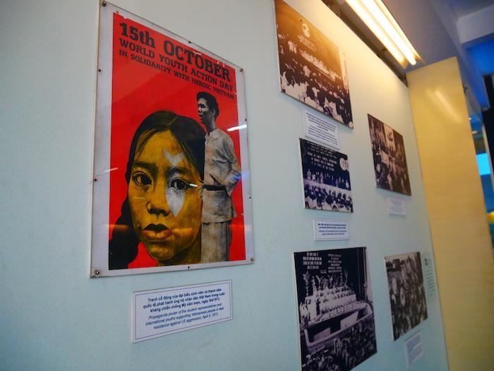 Quels pays ont élevé la voix contre la guerre du Vietnam ?
