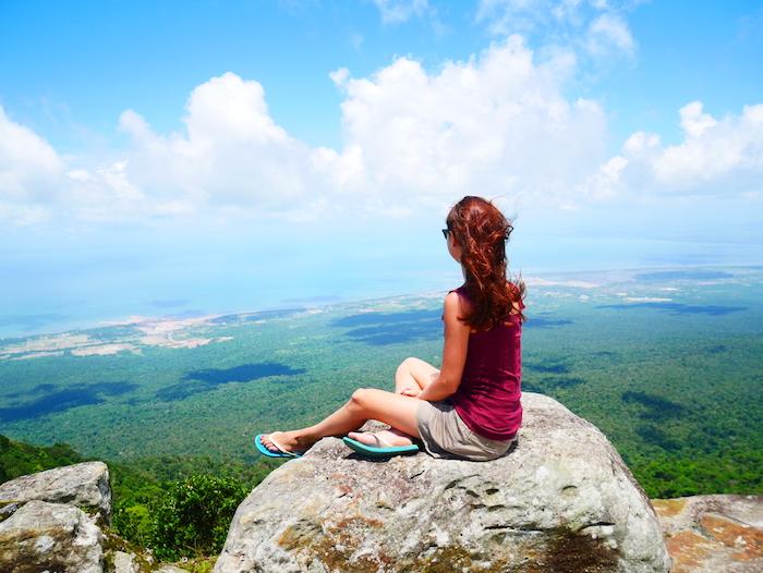 Où se trouve le Bokor National Park ?