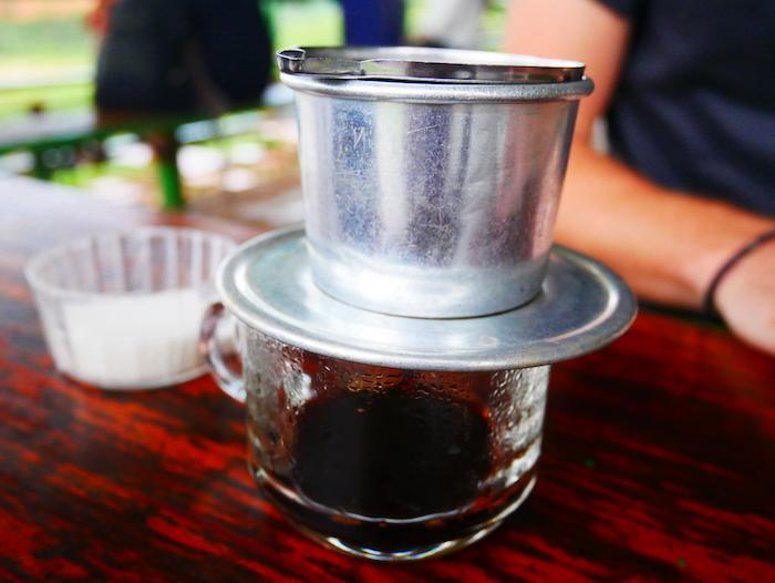 Le Vietnam offre du bon café.