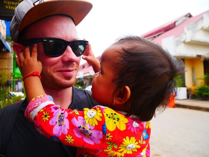 Les Cambodgiens sont connus comme le peuple du sourire !