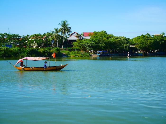 Comment aller à Hoi An depuis Hô Chi Minh Ville ?