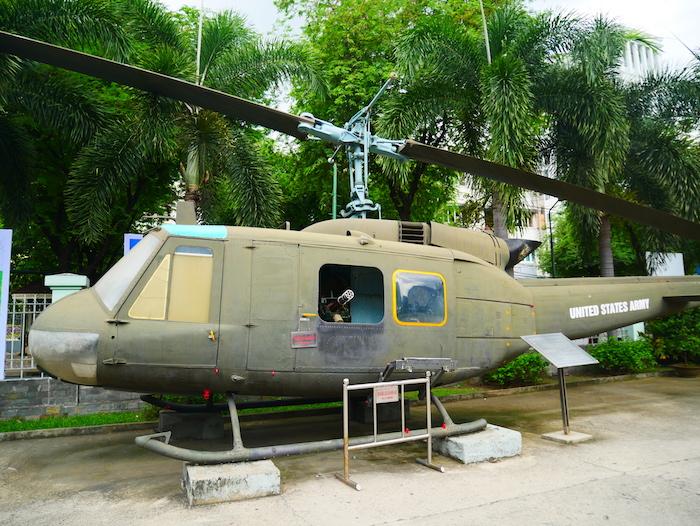 Quelles armes étaient utilisées pendant la guerre du Vietnam ?