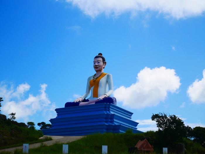 Où se trouve Kampot ?