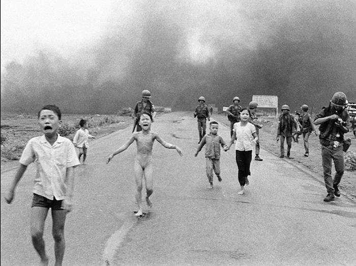 Quelle est la photo de guerre la plus célèbre ?