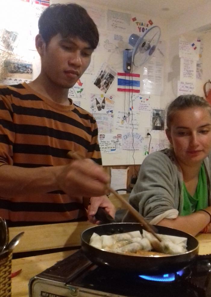 Comment fait-on les nems vietnamiens ?