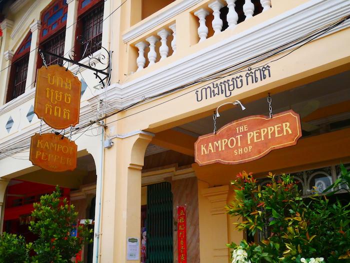 Où acheter du poivre de Kampot ?