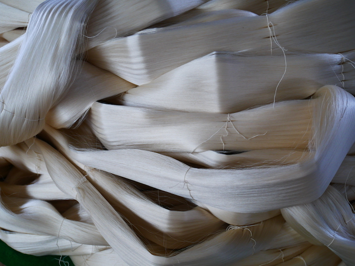 Comment fabrique-t-on de la soie ?