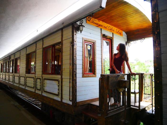 Quand visiter la gare de Dalat ?