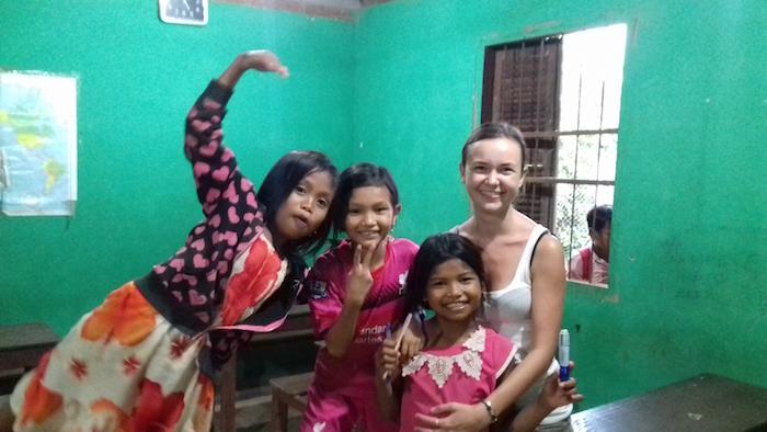 Où faire son volontariat au Cambodge ?