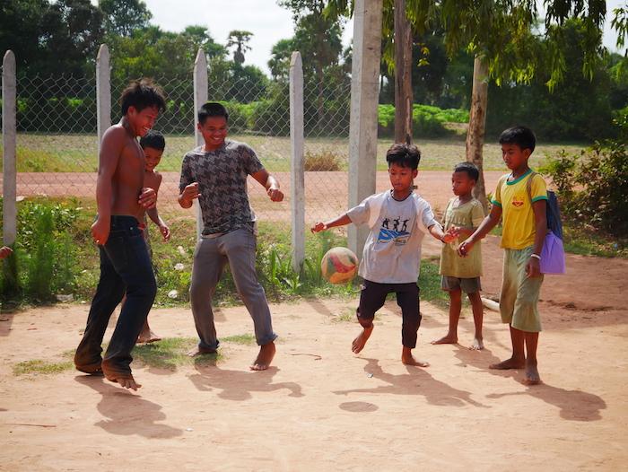 Où faire du volontariat au Cambodge ?