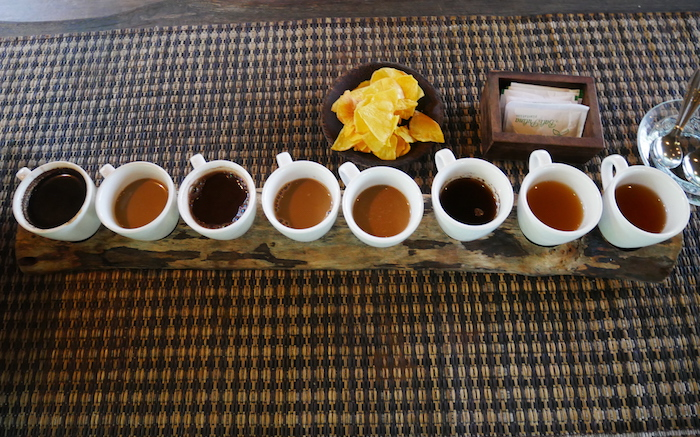 Où visiter une plantation de café à Bali ?