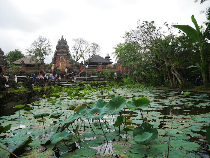 Quels temples visiter à Ubud ?