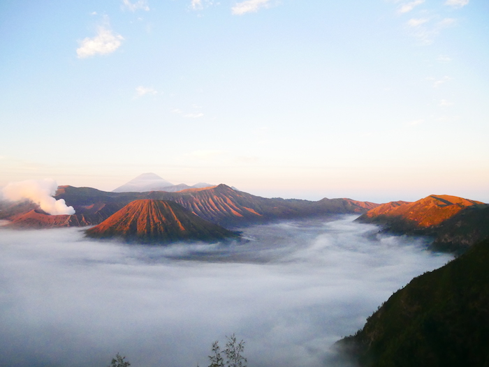 Quels volcans d'Indonésie visiter ?