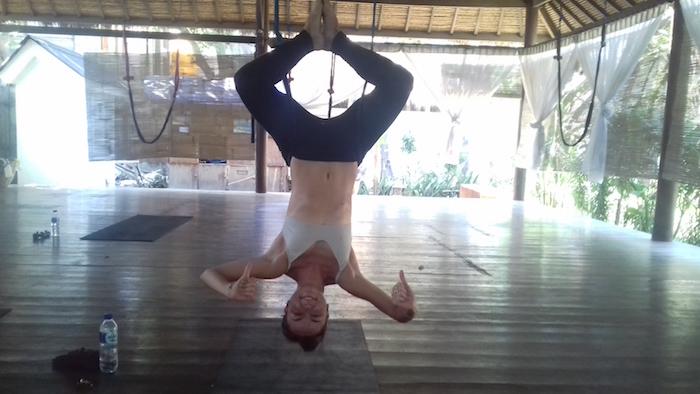 Où faire du yoga sur les îles Gili ?