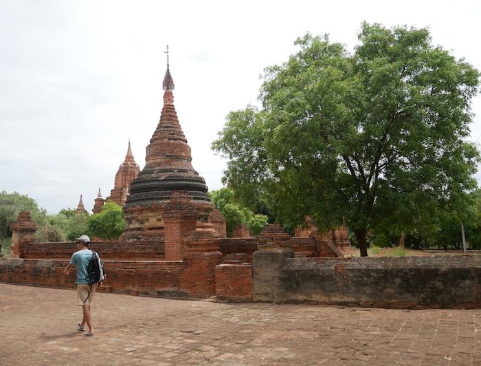 Comment circuler dans Bagan ?