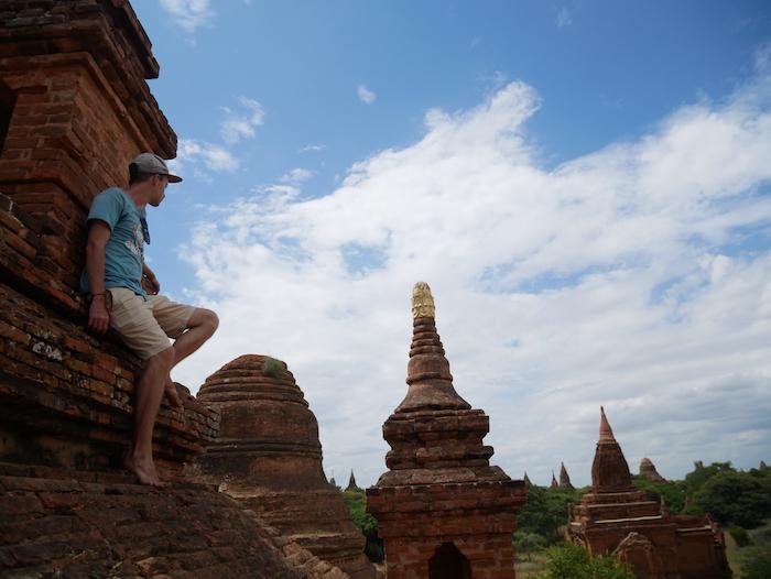 Quels temples sont les plus beaux à Bagan ?