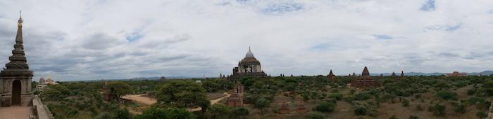 Pourquoi visiter Bagan ?