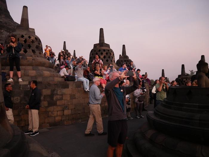 Comment assister au lever de soleil à Borobudur ?