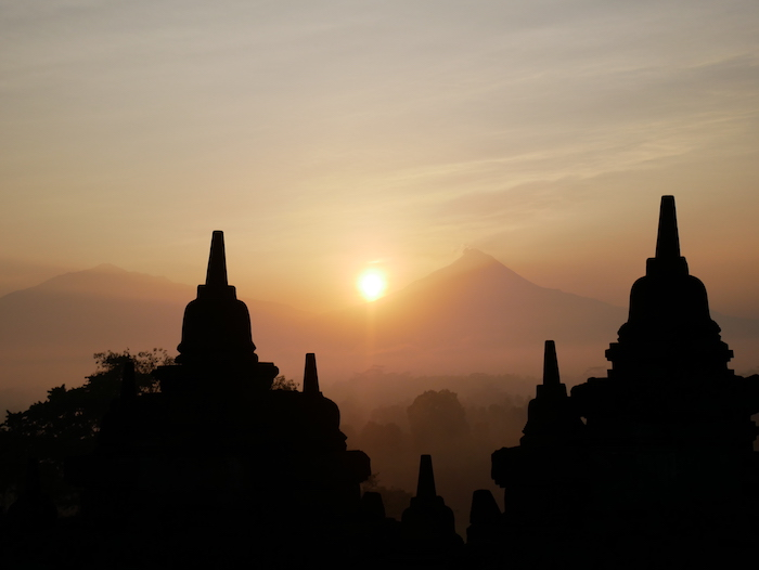 Comment se rendre au temple Borobudur ?