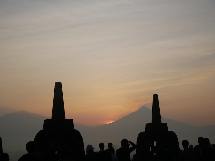 Comment se rendre aux temples de Borobudur ?