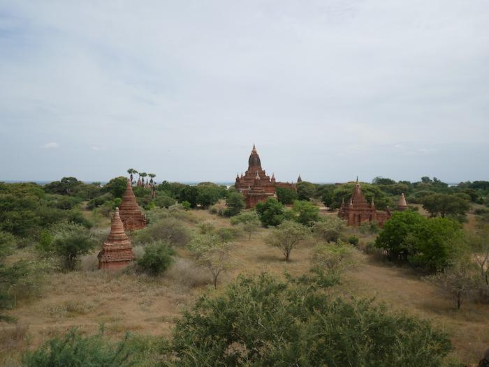 Que faire à Bagan ?