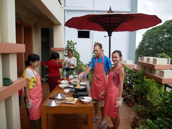 Quelles sont les spécialités de la cuisine birmane ?