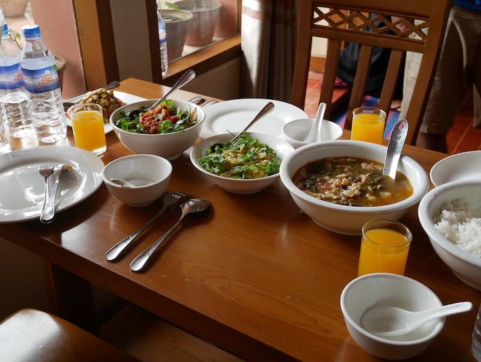 Où manger de bons plats birmans ?