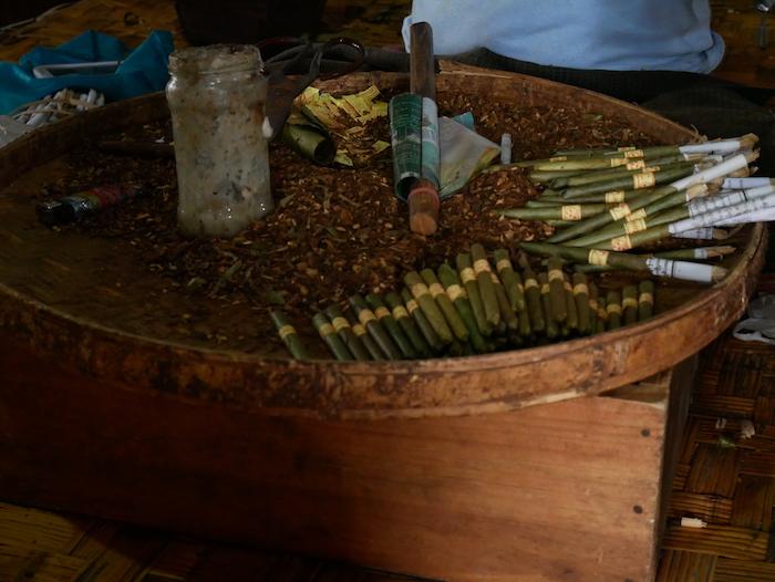 Où déguster un bon cigare en Birmanie ?