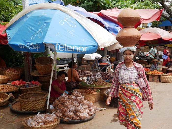Quel marché découvrir à Mandalay ?