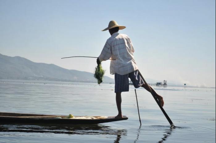 Où prendre des photos de pêcheurs en Birmanie ?